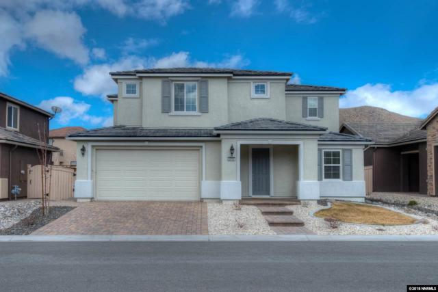 2835 Bonfire Lane, Reno, NV 89521 (MLS #180004126) :: The Mike Wood Team