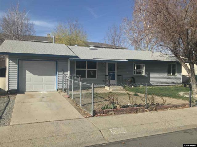 1024 Tamarisk St, Carson City, NV 89701 (MLS #180004165) :: NVGemme Real Estate