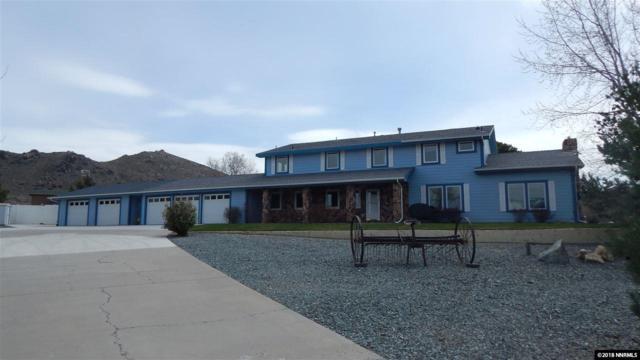 4133 Conte Dr, Carson City, NV 89701 (MLS #180004183) :: Mike and Alena Smith | RE/MAX Realty Affiliates Reno