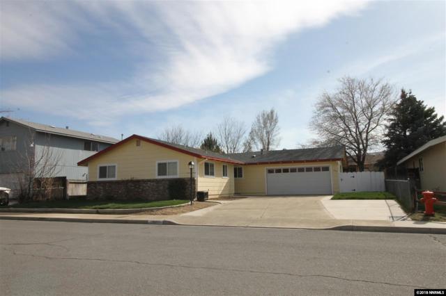 2900 Gillis, Carson City, NV 89701 (MLS #180004205) :: NVGemme Real Estate