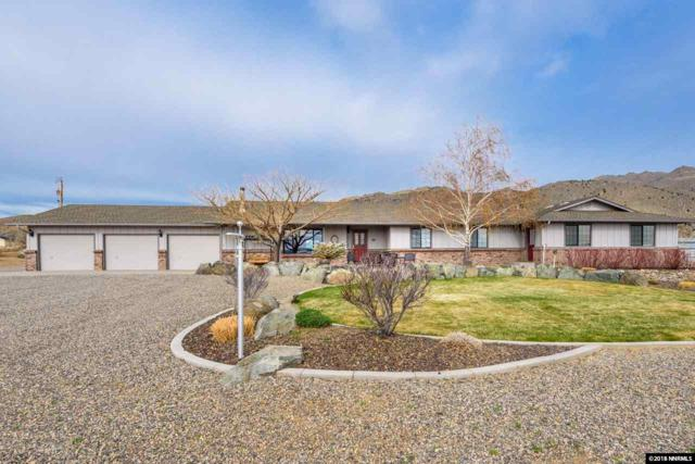 35 Lower Colony, Wellington, NV 89444 (MLS #180004243) :: NVGemme Real Estate