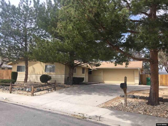 1016 Fremont St., Carson City, NV 89701 (MLS #180004282) :: NVGemme Real Estate