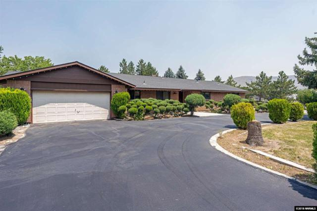 1520 Koontz Ln, Carson City, NV 89701 (MLS #180004300) :: NVGemme Real Estate