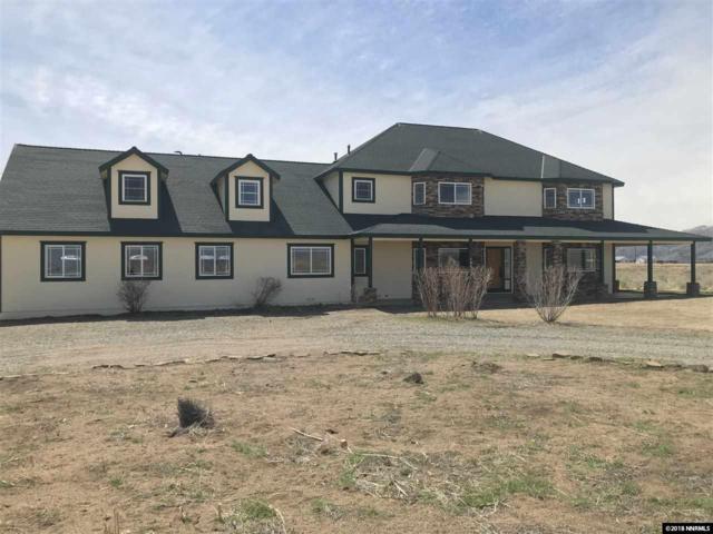 165 Sundance Lane, Smith, NV 89430 (MLS #180004392) :: NVGemme Real Estate