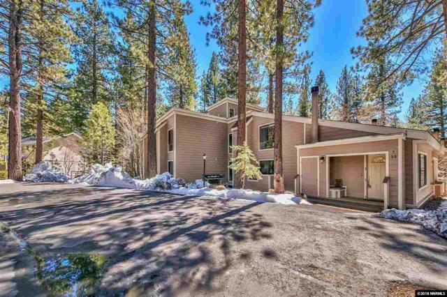 123 Juanita 1/30, Incline Village, NV 89451 (MLS #180004395) :: Mike and Alena Smith   RE/MAX Realty Affiliates Reno