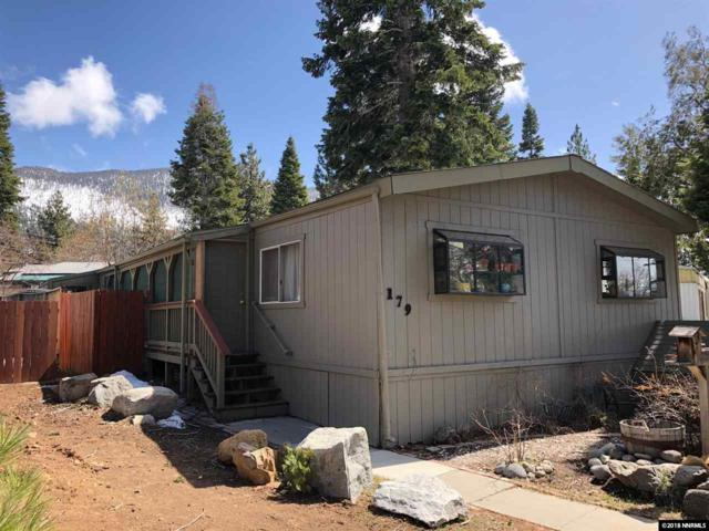 179 Ponderosa Drive, Stateline, NV 89449 (MLS #180004397) :: The Matt Carter Group | RE/MAX Realty Affiliates