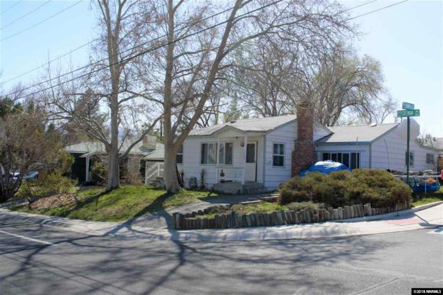 1285 Coleman Dr, Reno, NV 89503 (MLS #180004419) :: Harcourts NV1