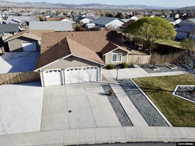 2360 Mammatus Dr, Sparks, NV 89441 (MLS #180004487) :: Mike and Alena Smith | RE/MAX Realty Affiliates Reno