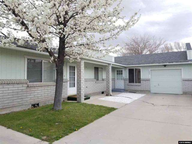 505 Travis Drive, Carson City, NV 89701 (MLS #180004532) :: NVGemme Real Estate