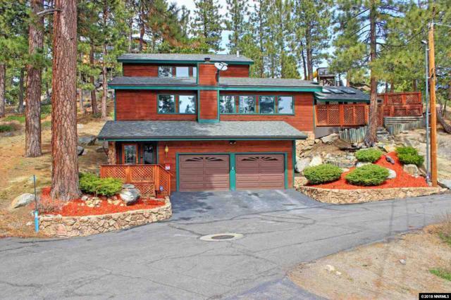 616 Mountain View Lane, Zephyr Cove, NV 89448 (MLS #180004550) :: Joseph Wieczorek | Dickson Realty