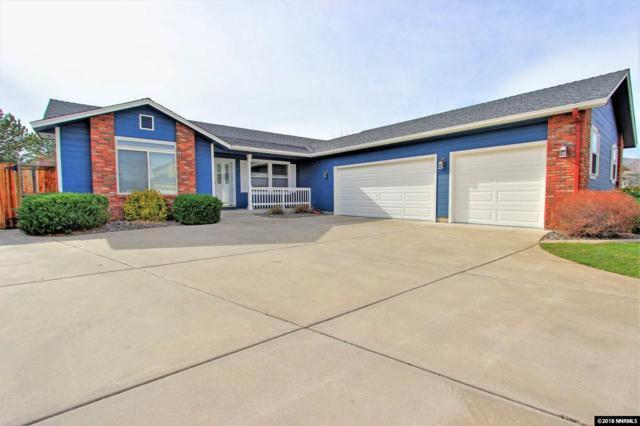 1640 Divot Rd, Carson City, NV 89701 (MLS #180004602) :: NVGemme Real Estate