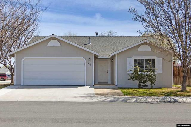 671 Discovery, Fallon, NV 89406 (MLS #180004603) :: NVGemme Real Estate