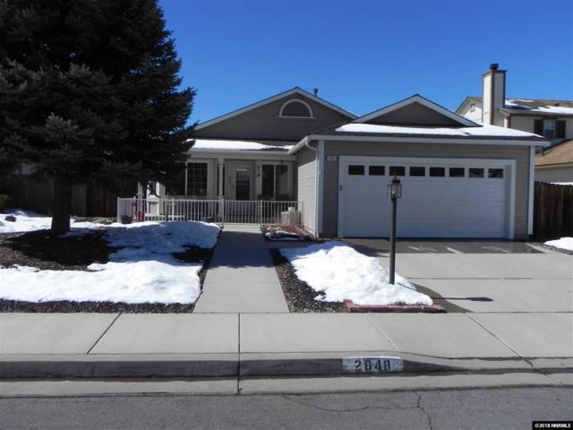 2848 Pinebrook Dr., Carson City, NV 89701 (MLS #180004653) :: NVGemme Real Estate
