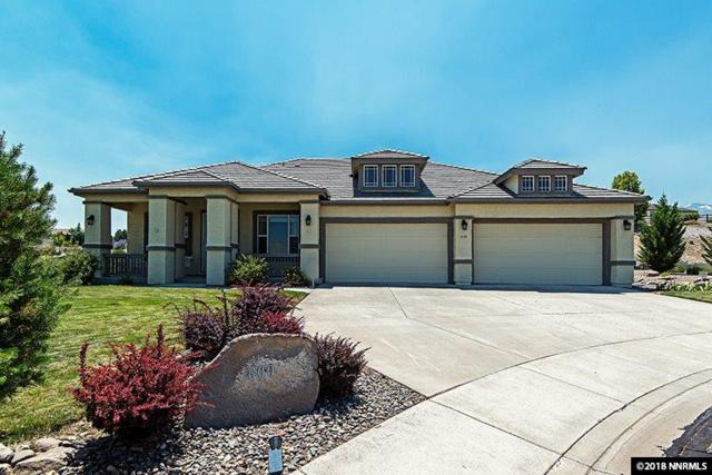 600 Dancing Cloud Court, Reno, NV 89511 (MLS #180004670) :: Mike and Alena Smith | RE/MAX Realty Affiliates Reno