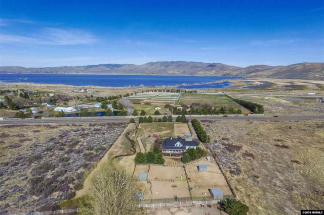 7501 Old Hwy 395 N, Washoe Valley, NV 89704 (MLS #180004677) :: RE/MAX Realty Affiliates