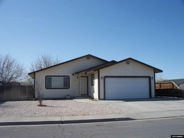 1881 Grimes, Fallon, NV 89406 (MLS #180004707) :: Ferrari-Lund Real Estate
