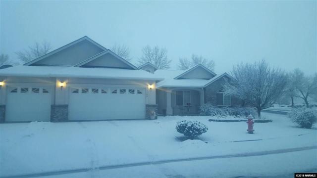 1148 Dixie Lane, Fernley, NV 89408 (MLS #180004736) :: Joseph Wieczorek | Dickson Realty