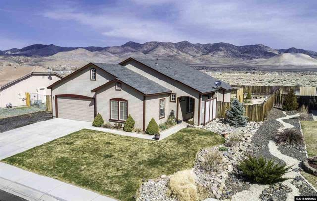 118 Elkhorn Drive, Dayton, NV 89403 (MLS #180004737) :: NVGemme Real Estate