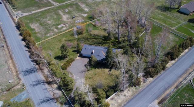 245 Bellevue Road, Washoe Valley, NV 89704 (MLS #180004754) :: Mike and Alena Smith | RE/MAX Realty Affiliates Reno