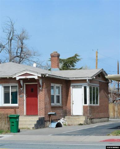 531 Mill St, Reno, NV 89502 (MLS #180004796) :: Mike and Alena Smith | RE/MAX Realty Affiliates Reno