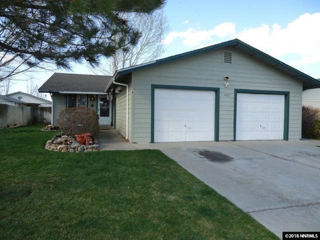 1425 Kimmerling A & B, Gardnerville, NV 89460 (MLS #180004832) :: Marshall Realty