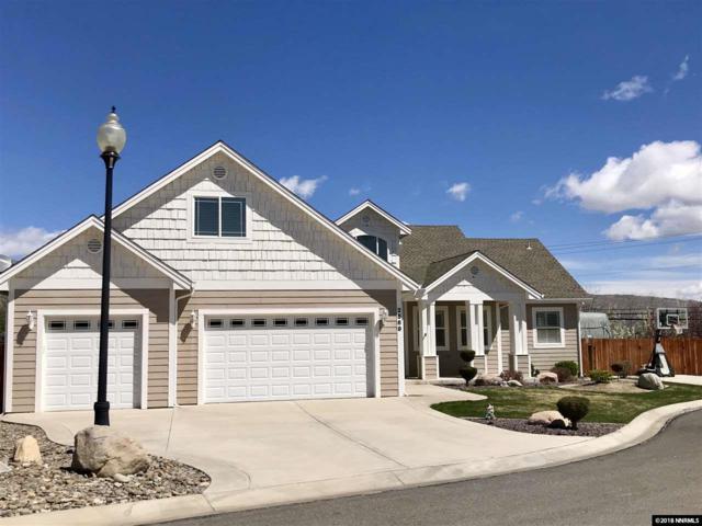 2569 Fern Meadow Circle, Carson City, NV 89703 (MLS #180004835) :: NVGemme Real Estate