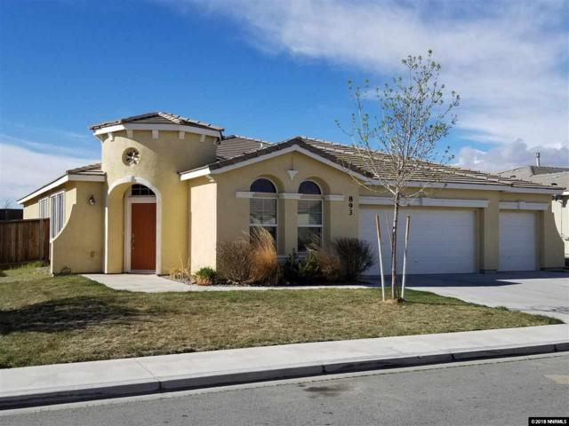 893 Jill Marie, Fernley, NV 89408 (MLS #180004856) :: Mike and Alena Smith | RE/MAX Realty Affiliates Reno
