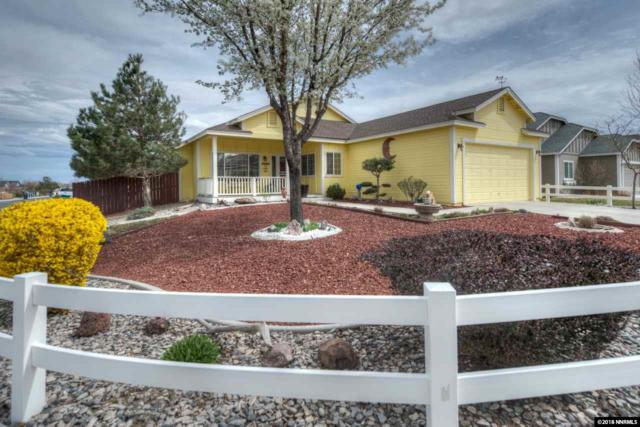 940 Aster Lane, Fernley, NV 89408 (MLS #180004877) :: Mike and Alena Smith | RE/MAX Realty Affiliates Reno