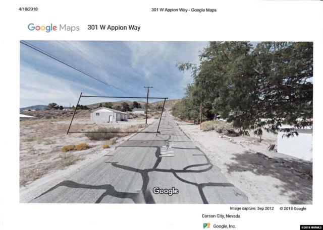 449 W Appion Way, Carson City, NV 89703 (MLS #180004885) :: NVGemme Real Estate