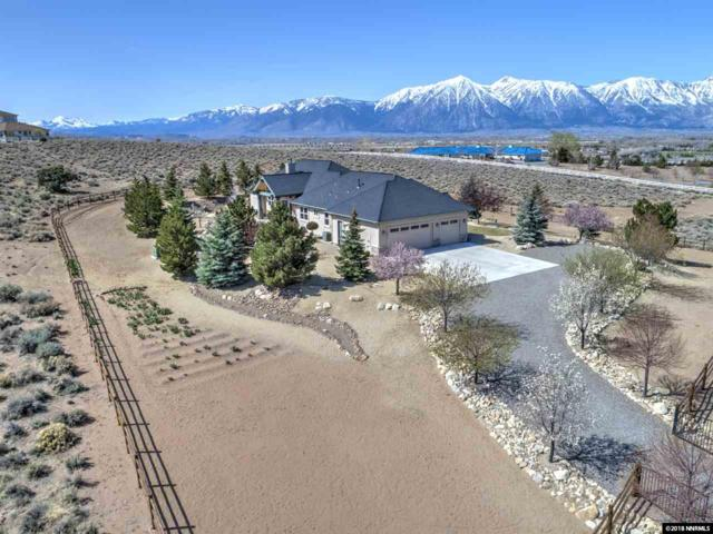 1877 Borda Way, Gardnerville, NV 89410 (MLS #180004886) :: Harcourts NV1