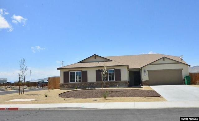 73 Columbia Dr, Dayton, NV 89403 (MLS #180004906) :: NVGemme Real Estate