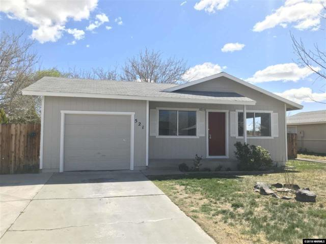 521 Anthony Lane, Fallon, NV 89406 (MLS #180004910) :: Ferrari-Lund Real Estate