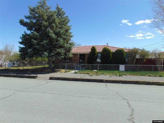 215 W Cedar St, Fernley, NV 89408 (MLS #180004932) :: Mike and Alena Smith | RE/MAX Realty Affiliates Reno