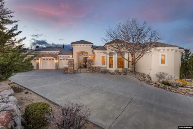 125 Hawken Road, Reno, NV 89519 (MLS #180004939) :: Mike and Alena Smith | RE/MAX Realty Affiliates Reno