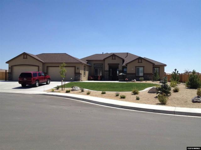 9707 Smoke Wagon Dr, Sparks, NV 89441 (MLS #180004948) :: Marshall Realty