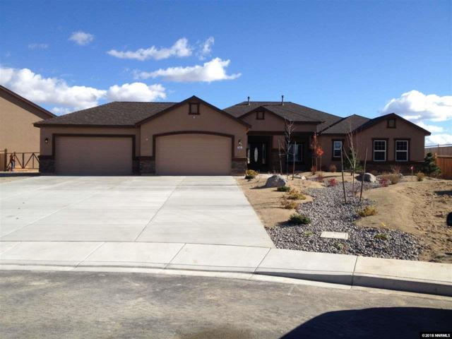 9701 Smoke Wagon Dr, Sparks, NV 89441 (MLS #180004953) :: Marshall Realty