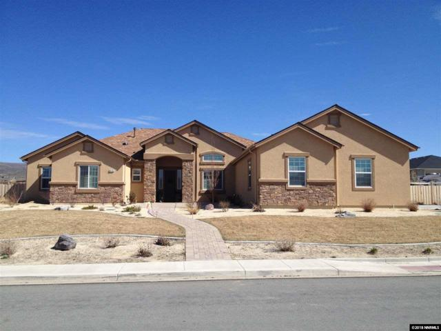 9722 Smoke Wagon Dr, Sparks, NV 89441 (MLS #180004955) :: Marshall Realty