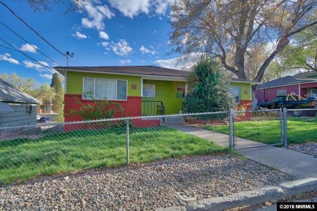 350/352 W 11th, Reno, NV 89503 (MLS #180004971) :: The Mike Wood Team