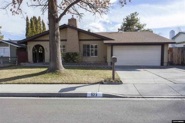 923 Lepori Way, Sparks, NV 89431 (MLS #180004974) :: NVGemme Real Estate