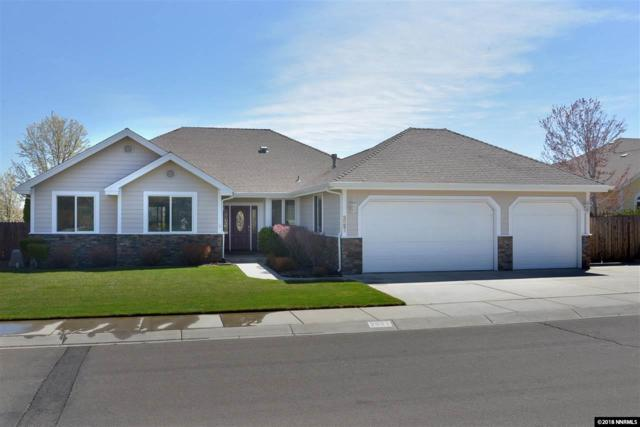 2821 Christmas Tree Dr, Carson City, NV 89703 (MLS #180004977) :: NVGemme Real Estate