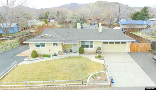 4480 E. Nye Lane, Carson City, NV 89706 (MLS #180004989) :: Joseph Wieczorek | Dickson Realty