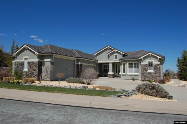 217 Snow Creek Ct, Reno, NV 89511 (MLS #180004998) :: The Mike Wood Team