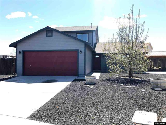 152 Desert Springs Ct., Fernley, NV 89408 (MLS #180005008) :: Marshall Realty