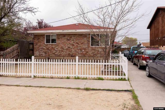 917 Ralston Street, Reno, NV 89503 (MLS #180005015) :: The Mike Wood Team