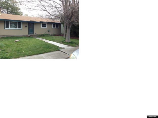 309 N Carson Meadow Dr, Carson City, NV 89701 (MLS #180005023) :: RE/MAX Realty Affiliates