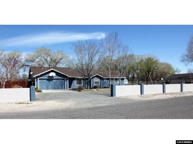 55 Lewis Ln, Fallon, NV 89406 (MLS #180005025) :: NVGemme Real Estate