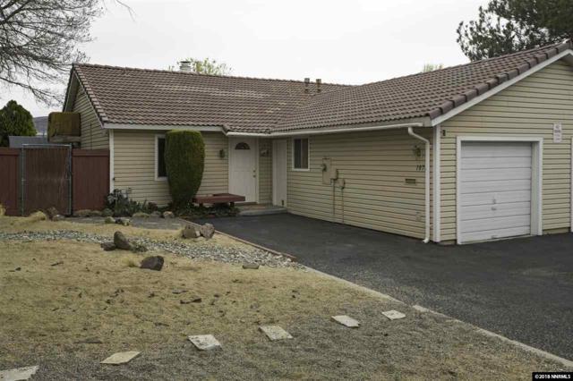 1071 Bradley Square, Sparks, NV 89434 (MLS #180005033) :: NVGemme Real Estate