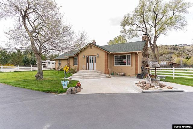 2250 Holcomb Ranch Lane, Reno, NV 89511 (MLS #180005036) :: The Mike Wood Team