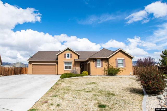 41 Dogwood Ct, Dayton, NV 89403 (MLS #180005043) :: The Mike Wood Team
