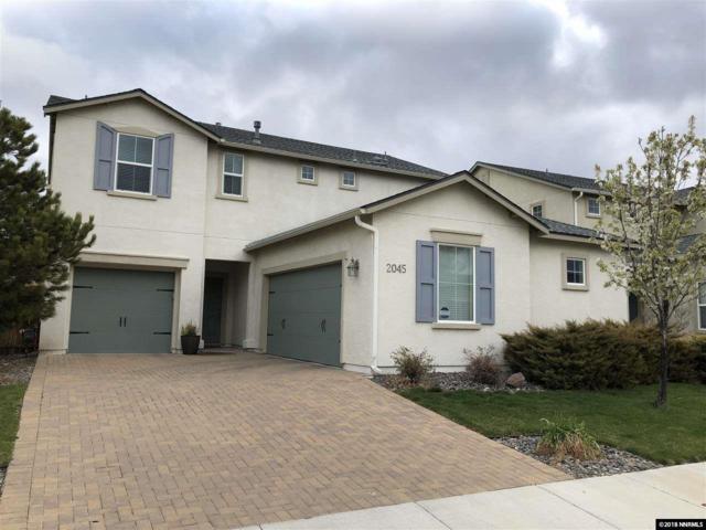 2045 Long Hollow, Reno, NV 89521 (MLS #180005065) :: Harcourts NV1